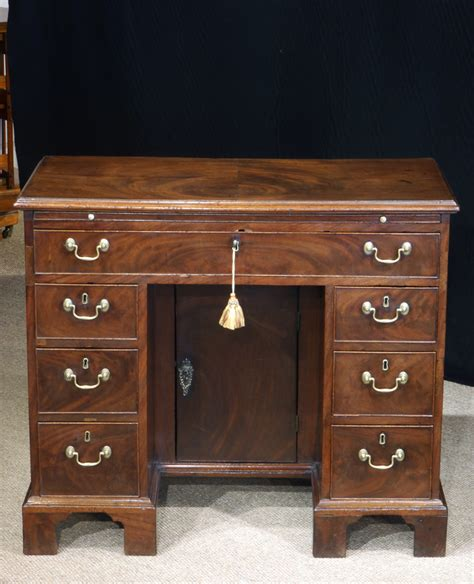 antique kneehole desk antique furniture