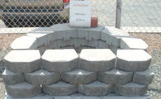 garden retaining blocks garden wall block smalltowndjs