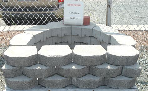 Concrete Blocks For Garden Walls Garden Wall Block Smalltowndjs
