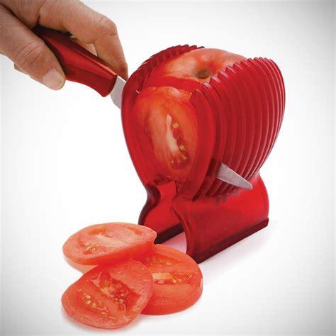 Jia Tomato Slicer With Knife Pemotong Tomat fancy joie tomato slicer knife