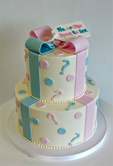 Fondant Baby Shower Cake by Baby Shower Cakes Fluffy Thoughts Cakes Mclean Va And