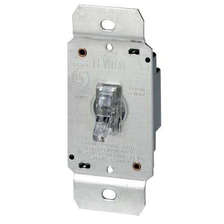 L Dimmer Walmart by Leviton 6693 Lighting Dimmer Toggle Incand 3 Way