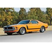 1970 Ford Mustang Boss 302  Tornado Hot Rod Network