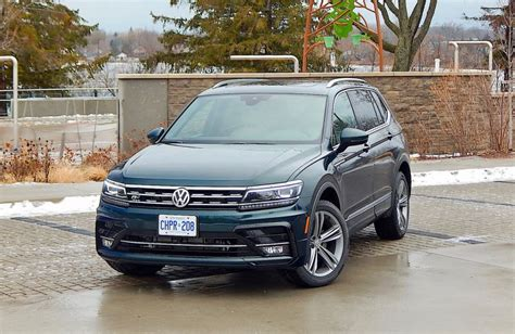 2019 volkswagen tiguan review volkswagen tiguan 2019 back volkswagen review
