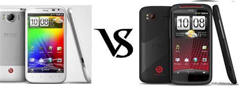 Handphone Htc Sensation Xl htc sensation xl vs htc sensation xe comparison android