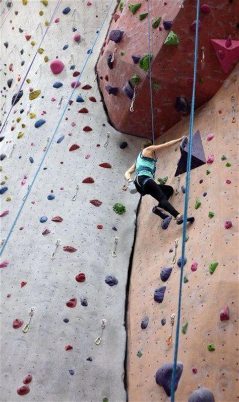 best indoor rock climbing best 25 rock climbing walls ideas on how to