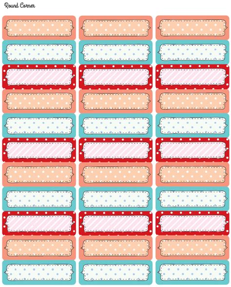 377 best banners labels images on pinterest binder covers