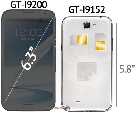 Samsung Galaxy Mega Gt 19152 by Samsung Galaxy Mega Phablets Gt 19200 And Gt 19152 Coming Soon