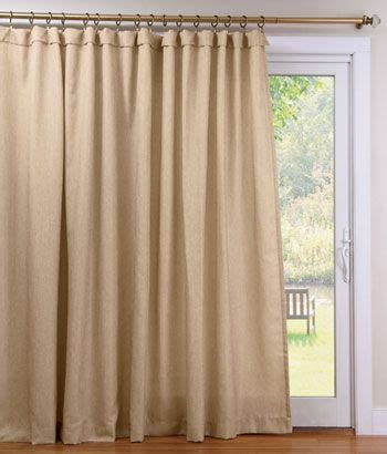 Curtain Rod Patio Door 9 Best Images About Patio Door On The Magic Curtain Rods And Patio Door Curtains