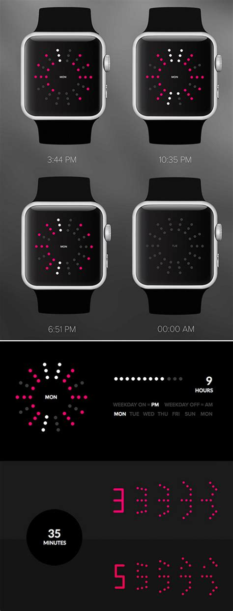 design apple watch app a compilation of creative app designs for apple watches
