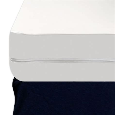 Heavy Duty Vinyl Mattress Cover by Heavy Duty Vinyl Zippered Waterproof Bed Bug Proof