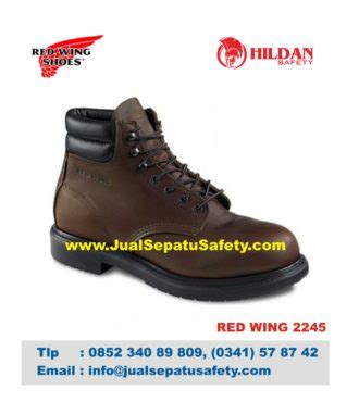 Sepatu Safety Wing jual sepatu safety wing 2245 safety shoes original usa jualsepatusafety