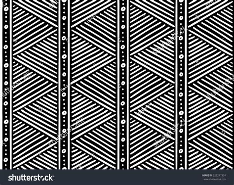 shutterstock pattern tribal ethnic seamless african pattern vector stock vector