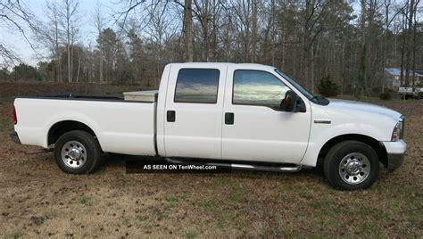 crew cab long bed 2006 ford f 250 xlt crew cab long bed with aluminum tool