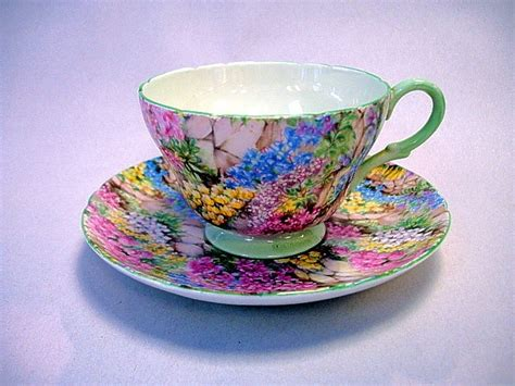 Shelley Rock Garden 208 Best Images About The Tea Set On Vintage Teacups Bone China Tea Cups And Tea Cups