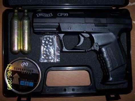 Mimis Walther Prometheus 4 5mm umarex cp99 mim toko gun air gun