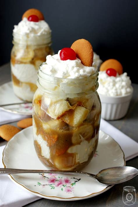 delicious mason jar desserts