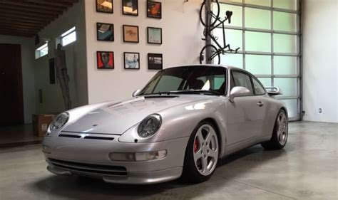 porsche ruf ctr2 ruf 993 btr 2 one take youtube