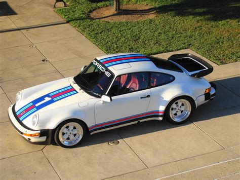porsche 930 martini martini stripes new magnetic pelican parts technical bbs