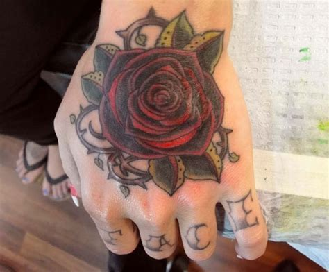 guy rose tattoo wonderful on of