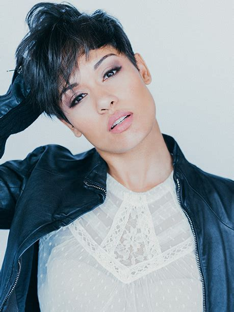 short hair cut from empire tv show hottest woman 1 8 15 grace gealey empire king of
