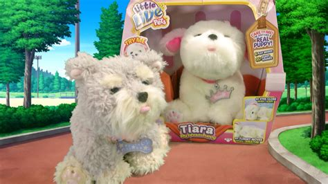live pets my puppy tiara live pets ruffles tiara my puppy from moose toys