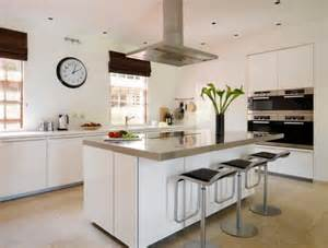 marvelous Kitchen Islands With Cooktop #2: Incredible-white-Island-stove-modern-kitchen-island-with-cooktop.jpeg