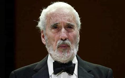 british stars who died in 2015 sir christopher lee dies at 93 latest reaction and