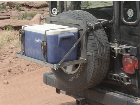 jeep wrangler trail racks retrofit offroad