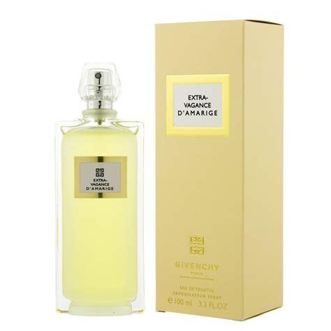 Parfum Les Parfums givenchy les parfums mythiques extravagance d amarige 2007