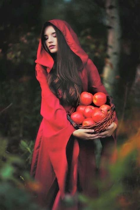 black hair with red riding hood 145 best images about girl woman red art on pinterest