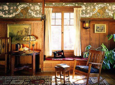 arts and crafts style home decor bradbury bradbury arts crafts cottage decorating ideas ii p