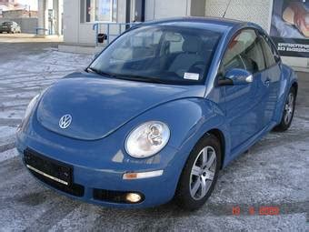 used 2007 volkswagen new beetle photos 2000cc gasoline ff automatic for sale
