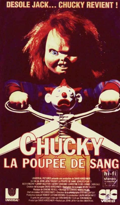 film chucky en streaming vf chucky 2 chucky la poup 233 e de sang streaming vf