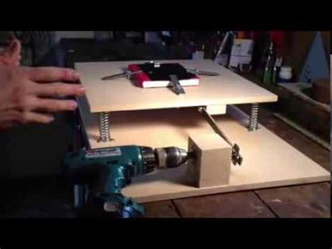 Earthquake Shaking Table Earthquake Shake Table