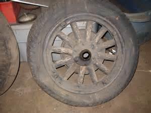 Antique Truck Wheels For Sale Model T Ford Forum 19 Quot Wooden Spoke Wheel