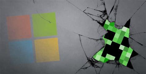wallpaper windows 10 minecraft microsoft to quot break even quot with minecraft in 1 year slashgear