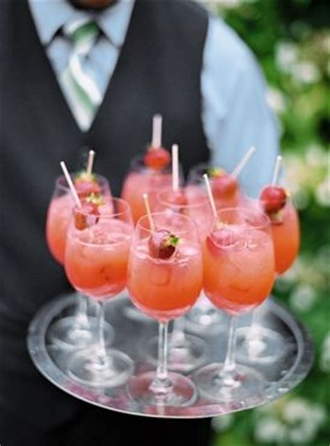 real wedding signature cocktails receptions frozen