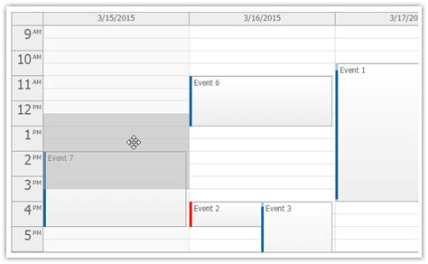 design calendar in asp net daypilot building an outlook like calendar component for