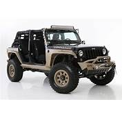 Moab COMMANDO Jeep Concept Vehicle Revealed By Dealer
