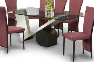 contemporary round dining table designs images