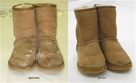 how to get water stains out of suede couch cleaning stains from your uggs