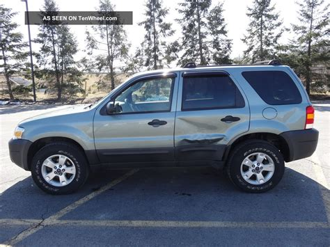 does ford escape 4 wheel drive when does four wheel drive activate for a ford escape