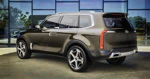Kia 3rd Row Suv Future Kia Third Row Suv Autos Post