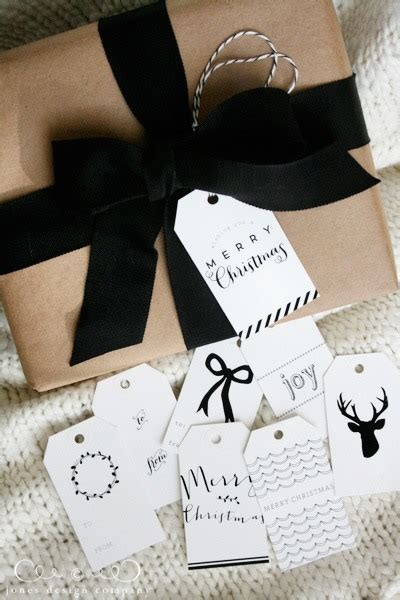 jones design company printable gift tags make your gift wrapping lovely with woodland christmas