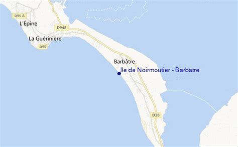 location bureau ile de ile de noirmoutier barbatre surf forecast and surf
