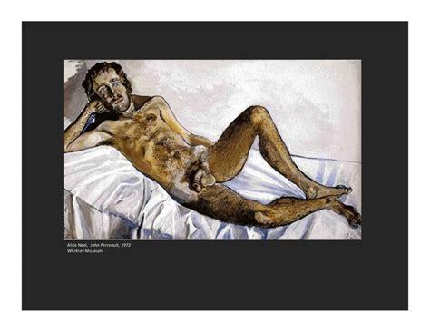 philip golub reclining feminist art movement