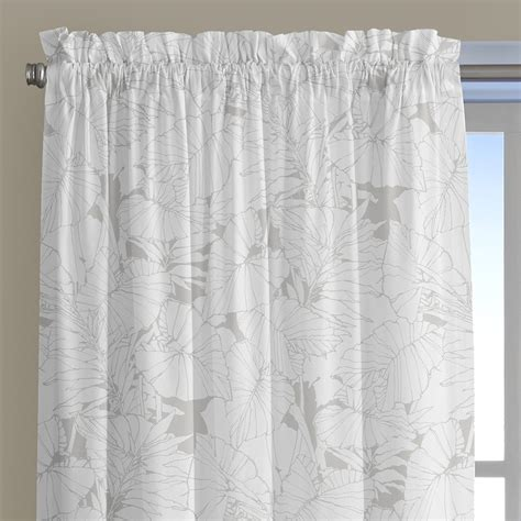 tommy bahama drapes tommy bahama canopy window treatment from beddingstyle com