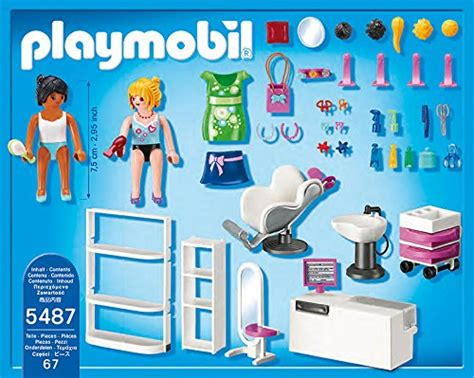 La Défense Magasins 5487 by Playmobil 5487 City Shopping Centre Salon At