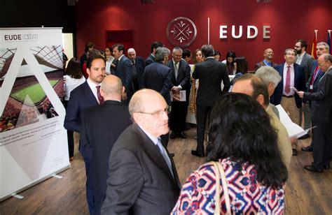 Csbm Mba by Presentaci 243 N Oficial Alianza Eude Csbm Eude Business School